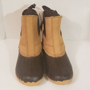 Cabela's Men's Pull On Duck Boots Size 11
